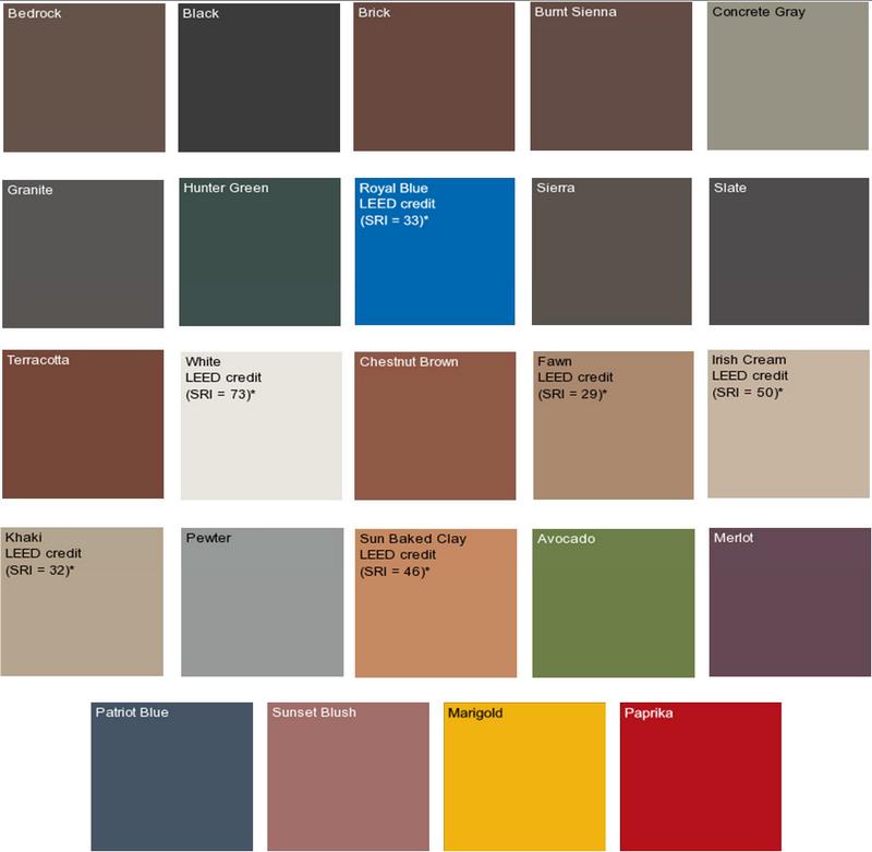 StreetPrint™ Colors